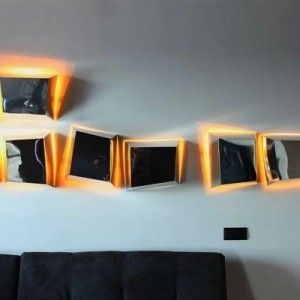 Wunderbar 61 Coole Beleuchtungsideen Für Wohnzimmer!