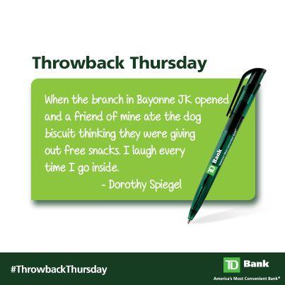 Pin On Td Throwback Thursdays