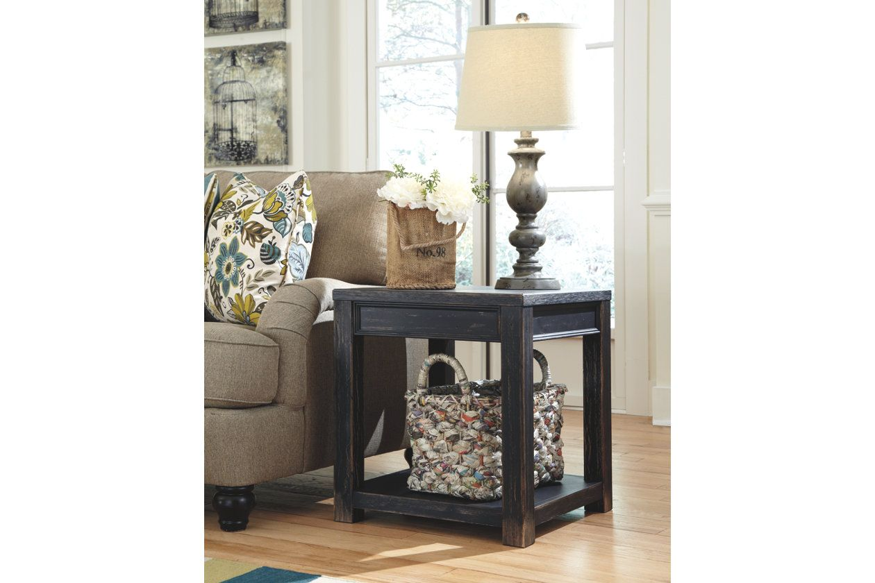 Gavelston End Table With Images Sofa End Tables