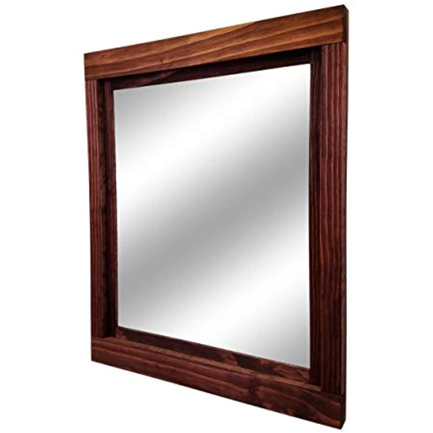 Farmhouse large framed mirror available in 5 sizes and 20