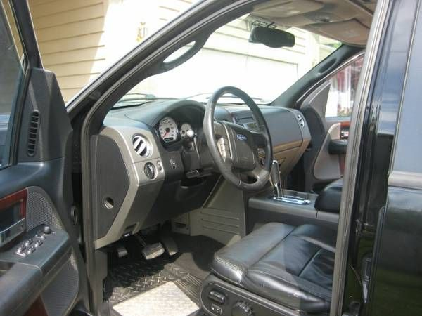 Make: Ford Model: F150 Year: 2005 Exterior Color: Black Interior Color:
