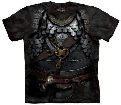 Boutique The Mountain tee-shirts : Centurian armour