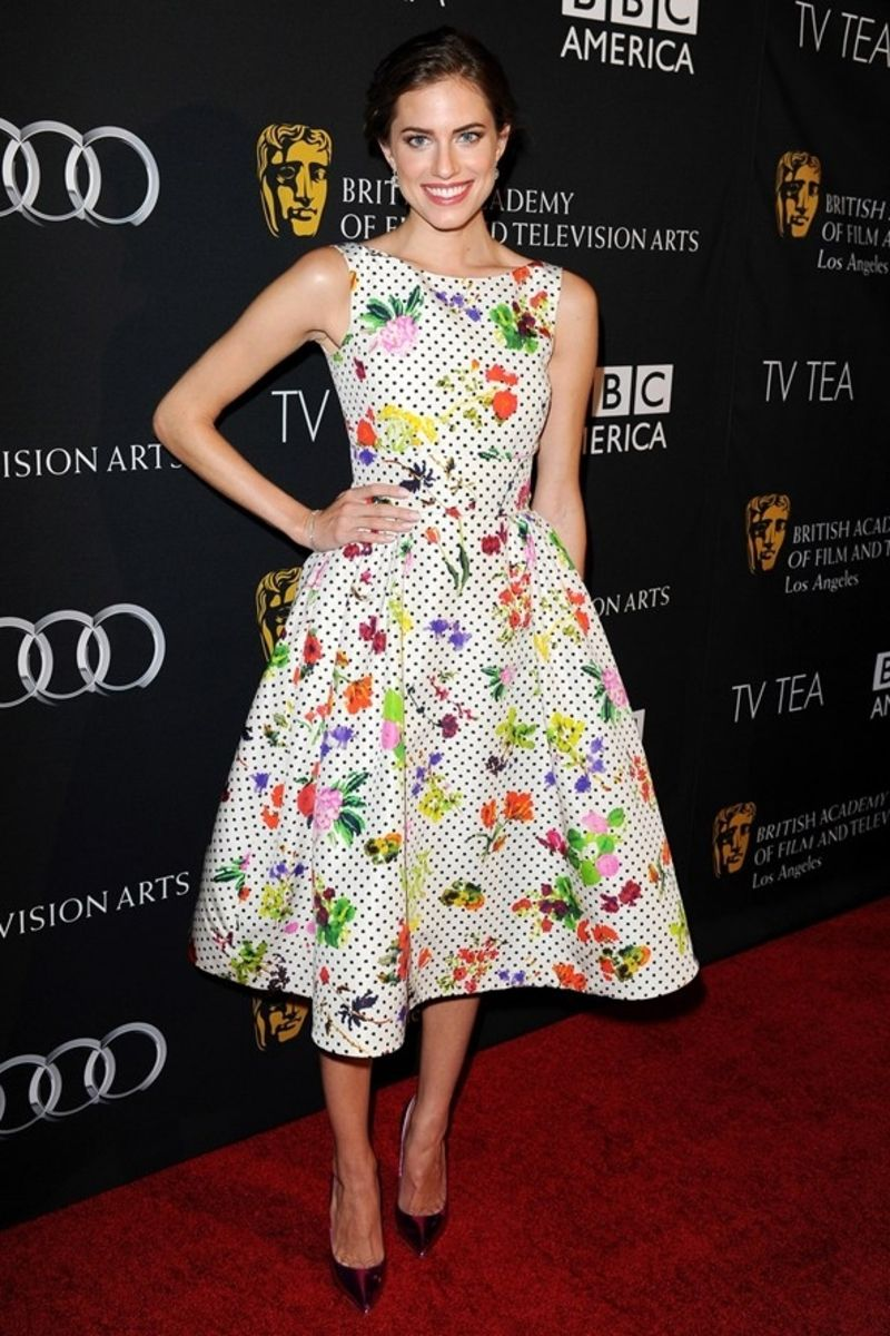 11 #Floral Red Carpet Looks from the Celebrities – Who Wore It Best? ...
