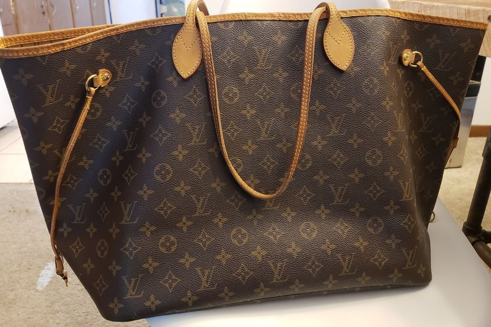 f9b0436e4b8b Louis-vuitton handbags neverfull gm  fashion  clothing  shoes  accessories   womensbagshandbags  ad (ebay link)