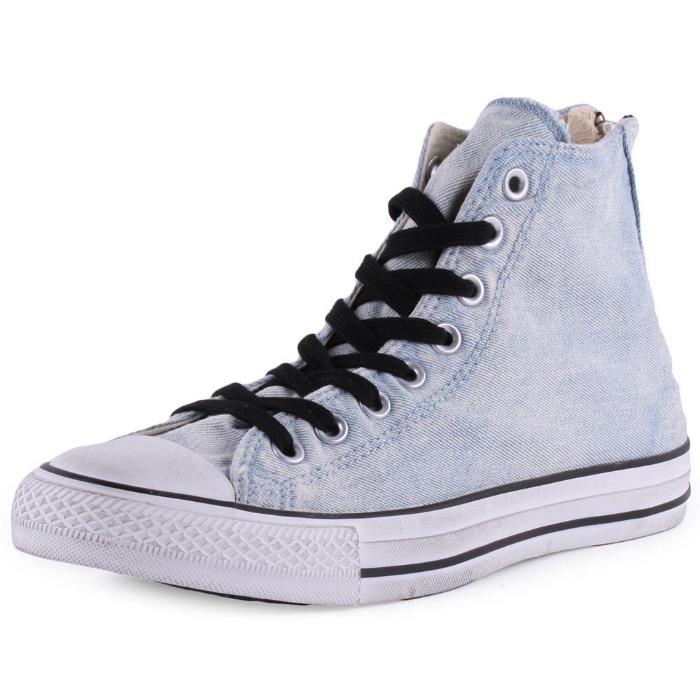 77d5f649727da8 Converse-10-Chuck-Taylor-All-Star-Back-Zip -Unisex-Textile-Trainers-Light-Blue