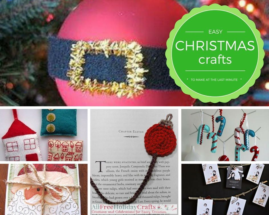 Christmas In July Craft Ideas Part - 22: Free Easy Holiday Crafts Including Halloween Crafts, Christmas Crafts,  Easter Crafts, Fourth Of July Crafts And More From