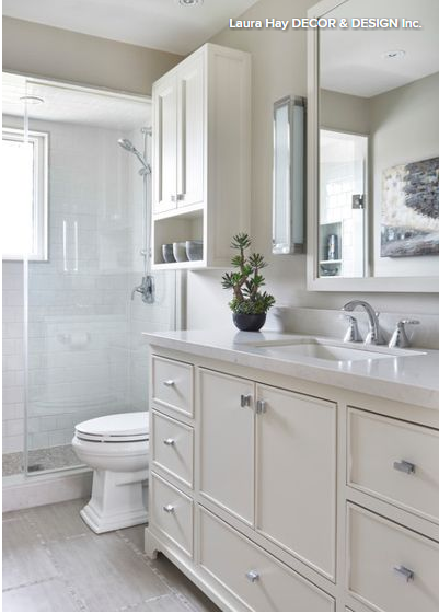Before And After 9 Small Bathroom Transformations That Wow Small Bathroom Makeover Top Bathroom Design Small Bathroom Remodel