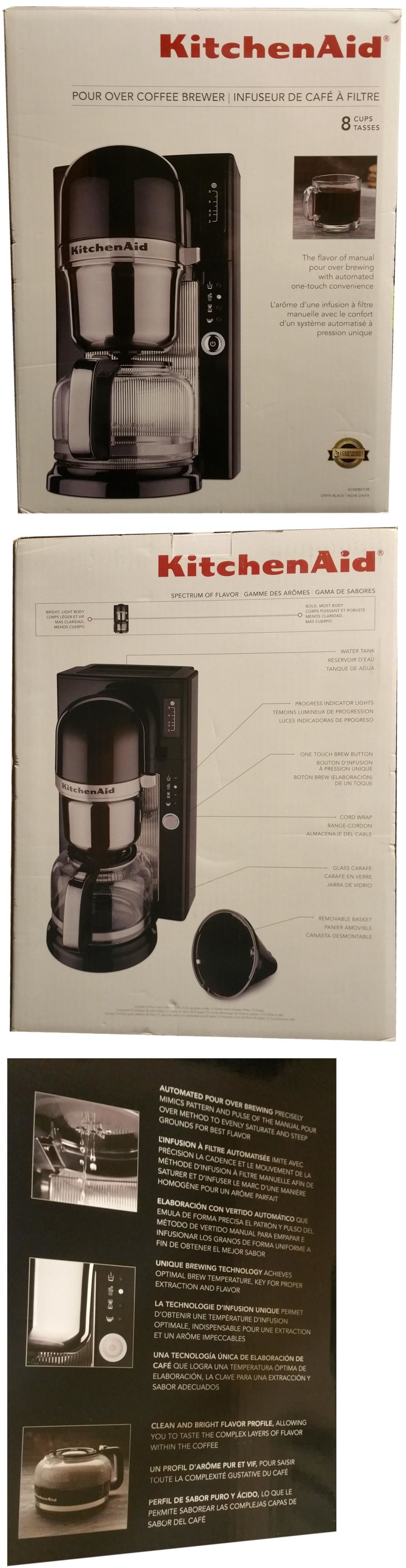 Filter coffee machines 184665 kitchenaid pour over coffee