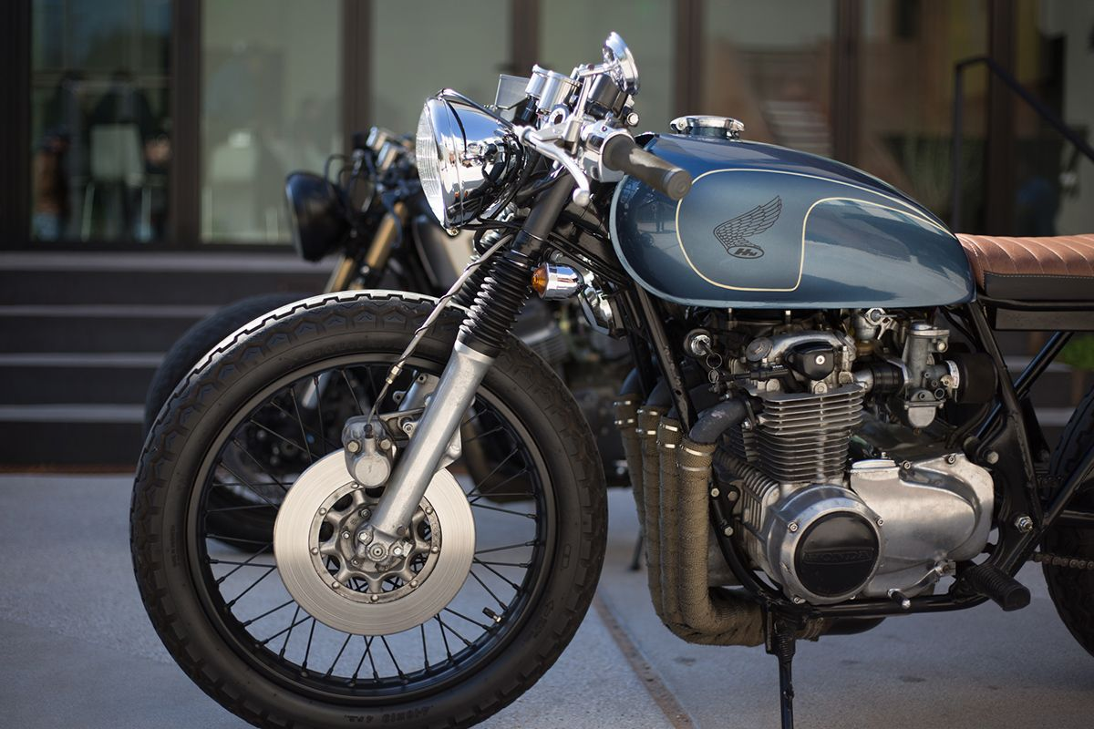 Brotherly Build Honda Cb550 Cafe Racer Return Of The Cafe Racers Cb550 Cafe Racer Cafe Racer Cafe Racer Motorcycle [ 800 x 1200 Pixel ]