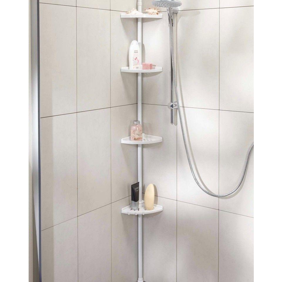 Fix Sturtuhilla Horn1 2 5m Haed Hvit Danisches Bettenlager Badezimmerideen Duschstangen