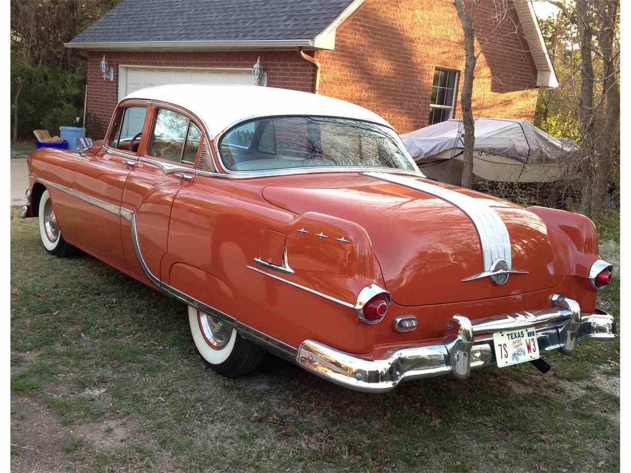1954 Pontiac Star Chief 4Door Sedan Pontiac star chief