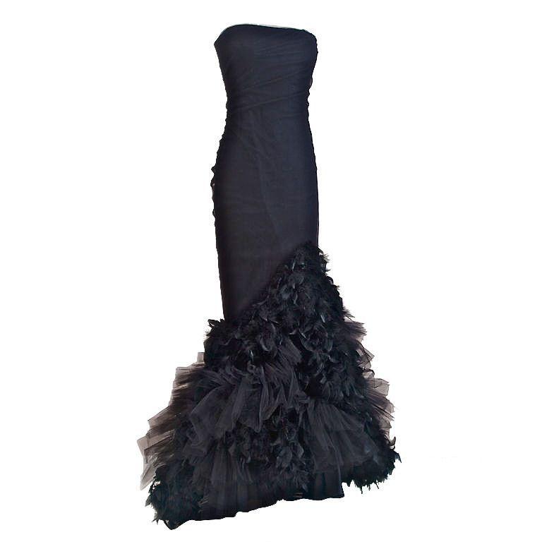 Vintage Ralph Lauren (parece un vestido de flamenca!)
