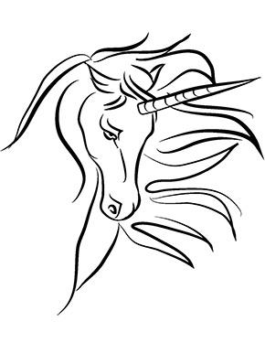 Einhorn Bilder Zum Ausdrucken Bunt : einhorn, bilder, ausdrucken, Ausmalbild, Einhorn, Unicorn, Coloring, Pages,, Outline,, Pages