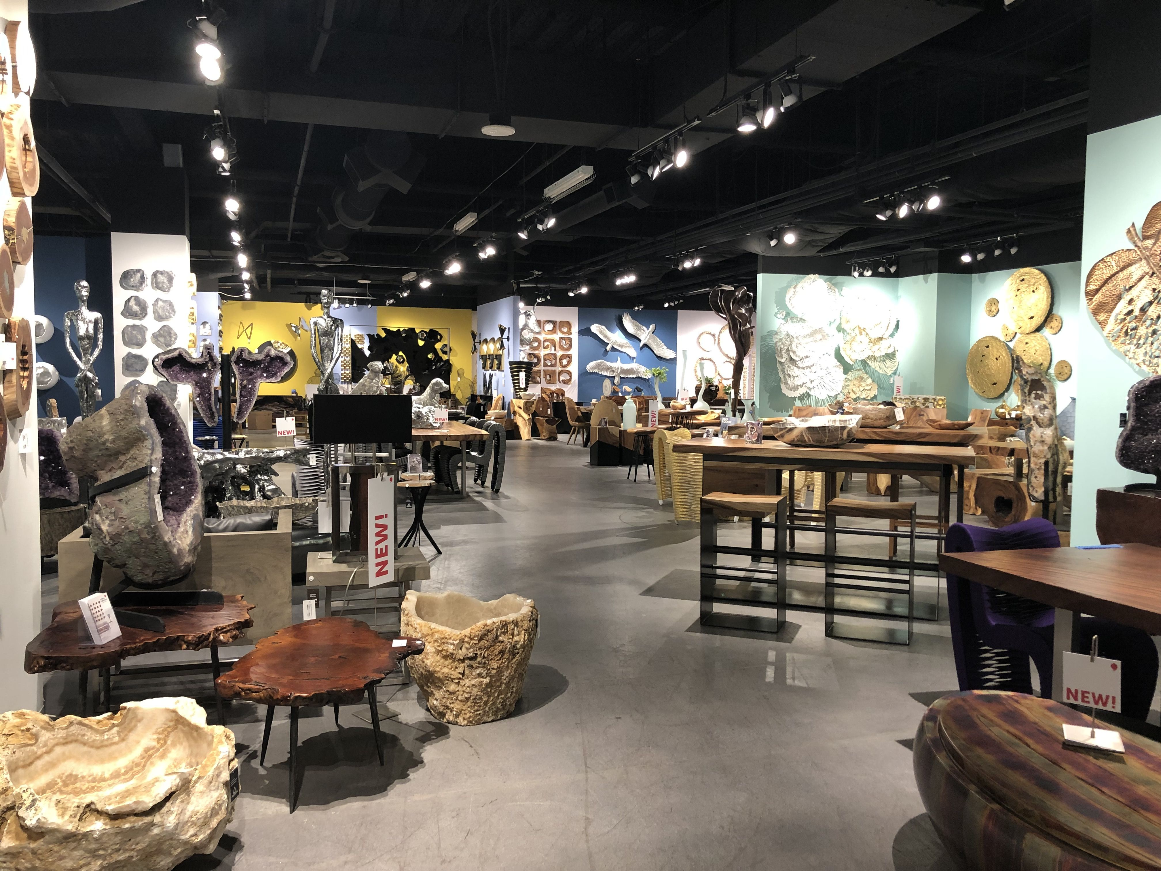 Our Showroom At Americasmart 240 Peachtree Street Nw Suite 15 A 6 15th Floor Atlanta Ga 30303 Showroom Galle Fine Furniture Furniture Phillips Collection