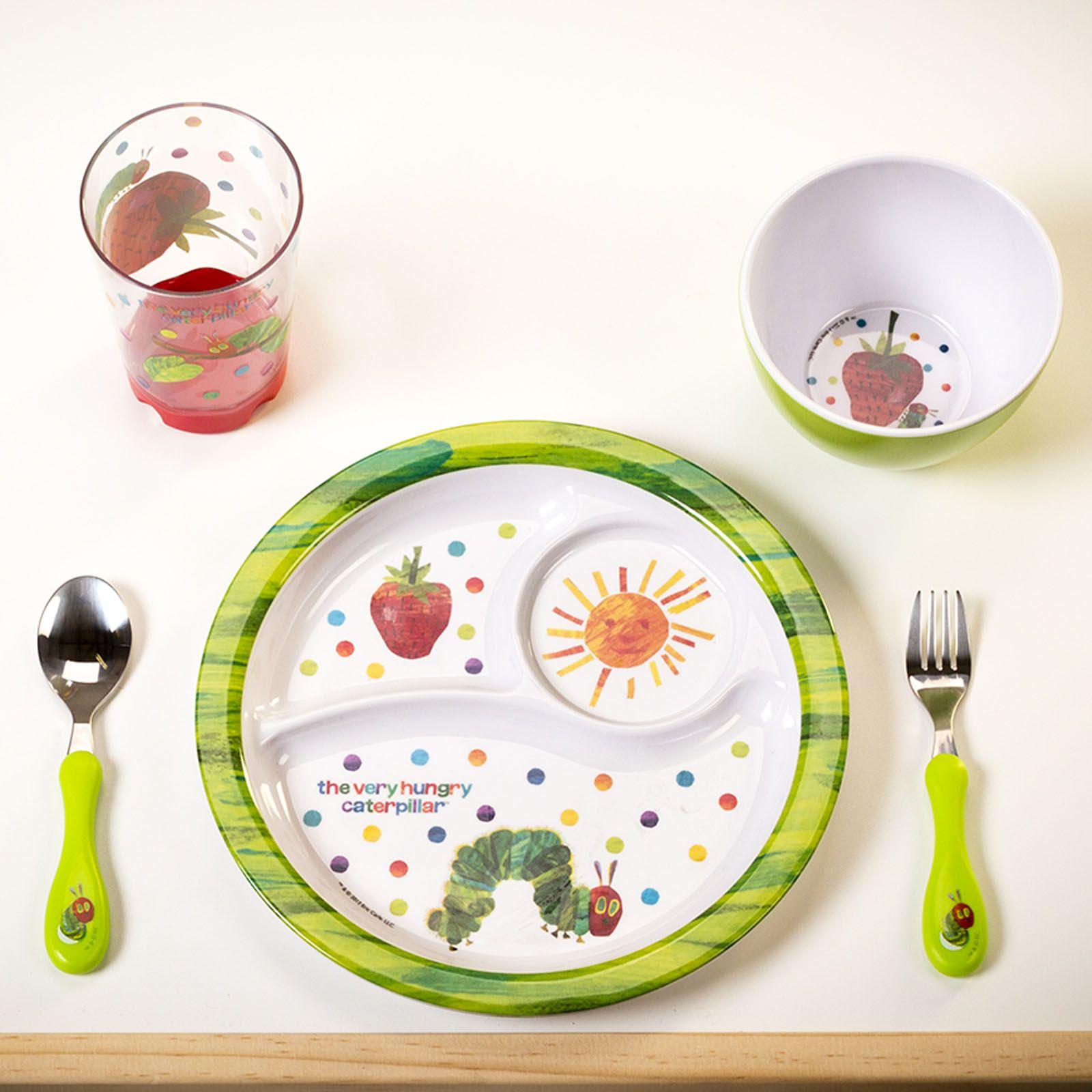 Hungry Caterpillar Plates - Best Plate 2018
