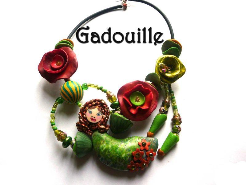 En Robe Rouge.... - Gadouille