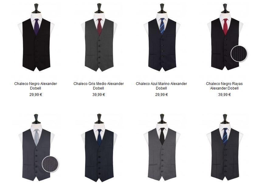 Chalecos para trajes de hombre de dicen que las apariencias engañan jpg  872x603 Dobell chaleco 6892396697c