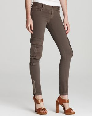 Pants - Skinny Zip Cargo