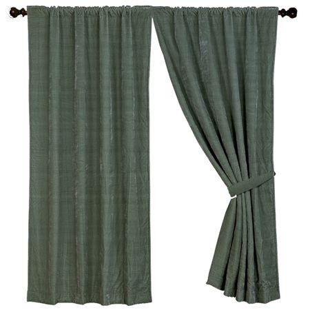 "Bella Vista Turquoise Velvet Curtains / Drapes Pair 96x84"" #BeddingNMore #Southwestern #Home #Decor"