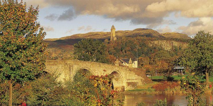 Loch Lomond, los Trossachs, Stirling y el valle de Forth