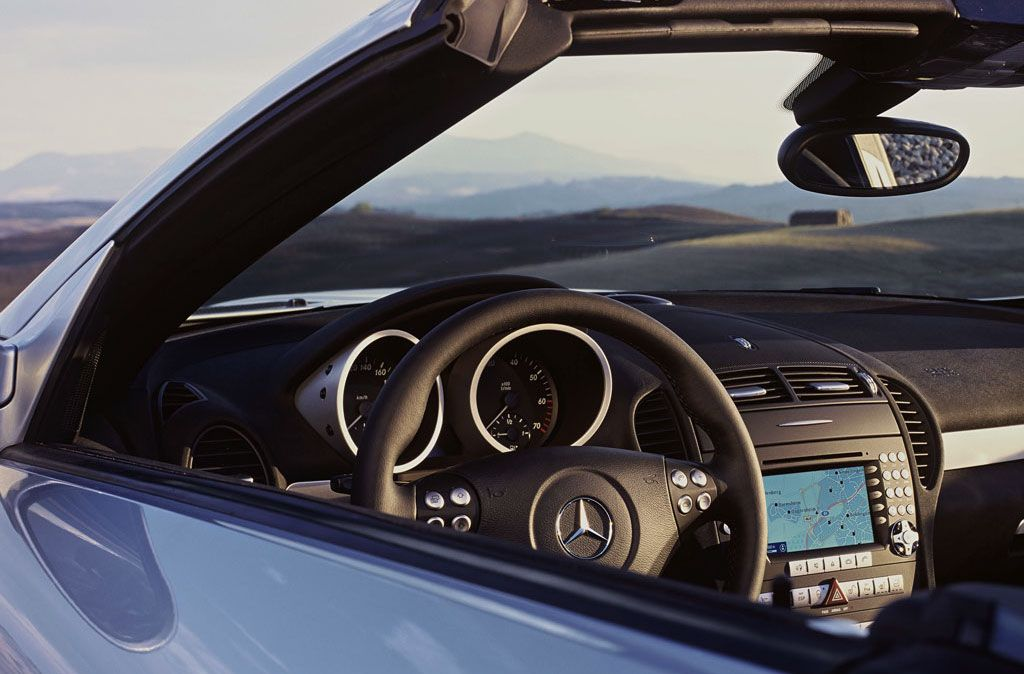 2005 Mercedes-Benz SLK 55 AMG Imagen
