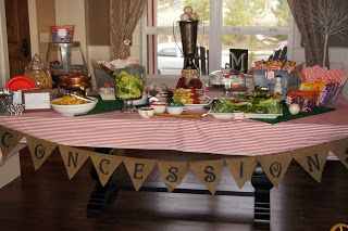 A Vintage Baseball-Themed Baby Shower! - Lady's Little Loves