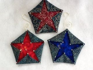 Photo of Quick Fabric Ornaments for Gifts and Your Tree – Page 2 of 3 – Quilting Digest