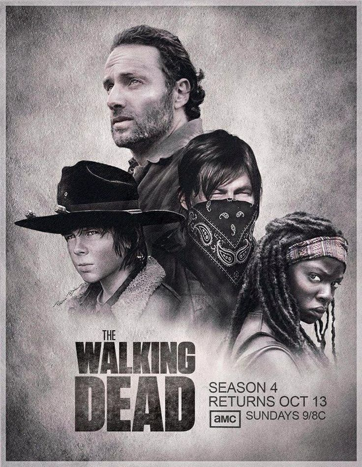 Pster the waking dead thewalkingdead twd zombies zombis the walking dead poster but its season 5 voltagebd Choice Image