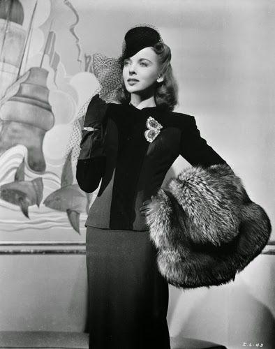 Vintage Glamour Girls: Ida Lupino