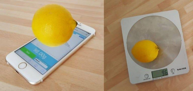 برنامج ميزان للايفون من موقع Touchscale يحول جهاز ايفون الخاص بك إلى ميزان حساس Electronic Products Charger Pad Charger