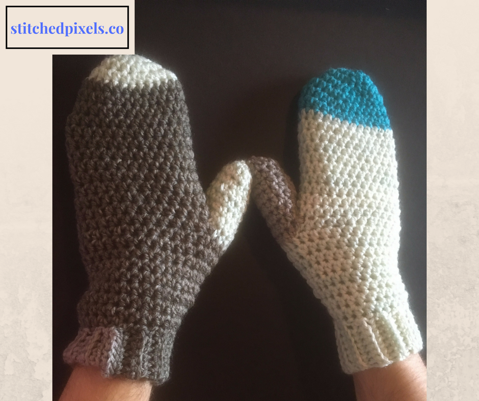 Free crochet pattern from stitchedpixels.co | My hobby is crochet ...