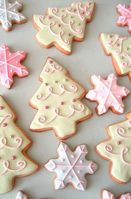 50 Best Christmas Decorations To Inspire Yourself Cute Cookieschristmas