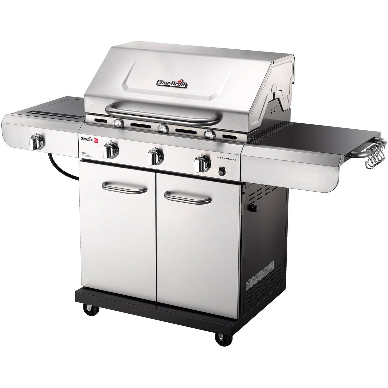 Grill Barbeque BBQ Char Broil Burner Gas Professional Cook Propane