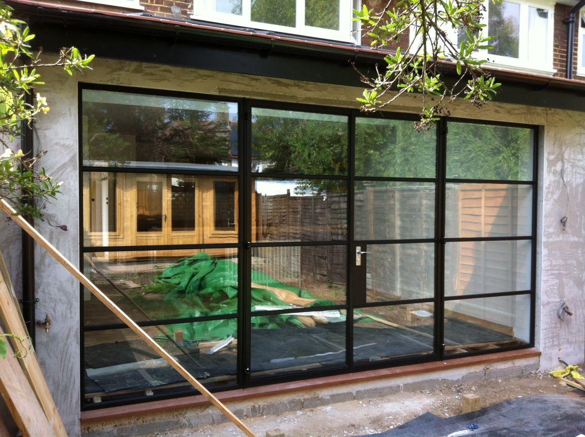 Marvelous Steel French Door U0026 Side Screens, The Green Window Company