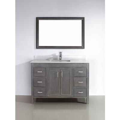 Amazing Costco Corniche French Gray Single Sink Vanity By Studio Bathe