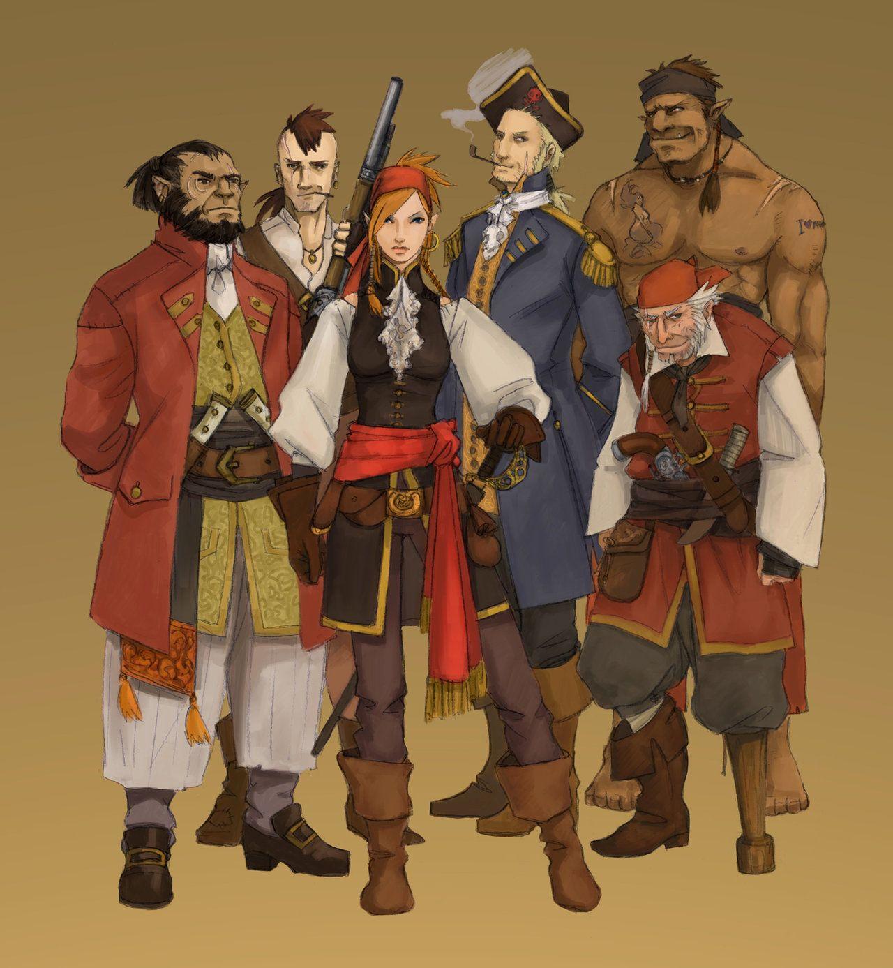 Картинки разбойников пират