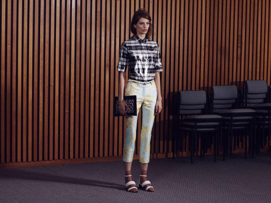 Cassi van den Dungen for Zimmermann's SS13/14 Lookbook | Fashion Magazine | News. Fashion. Beauty. Music. | oystermag.com