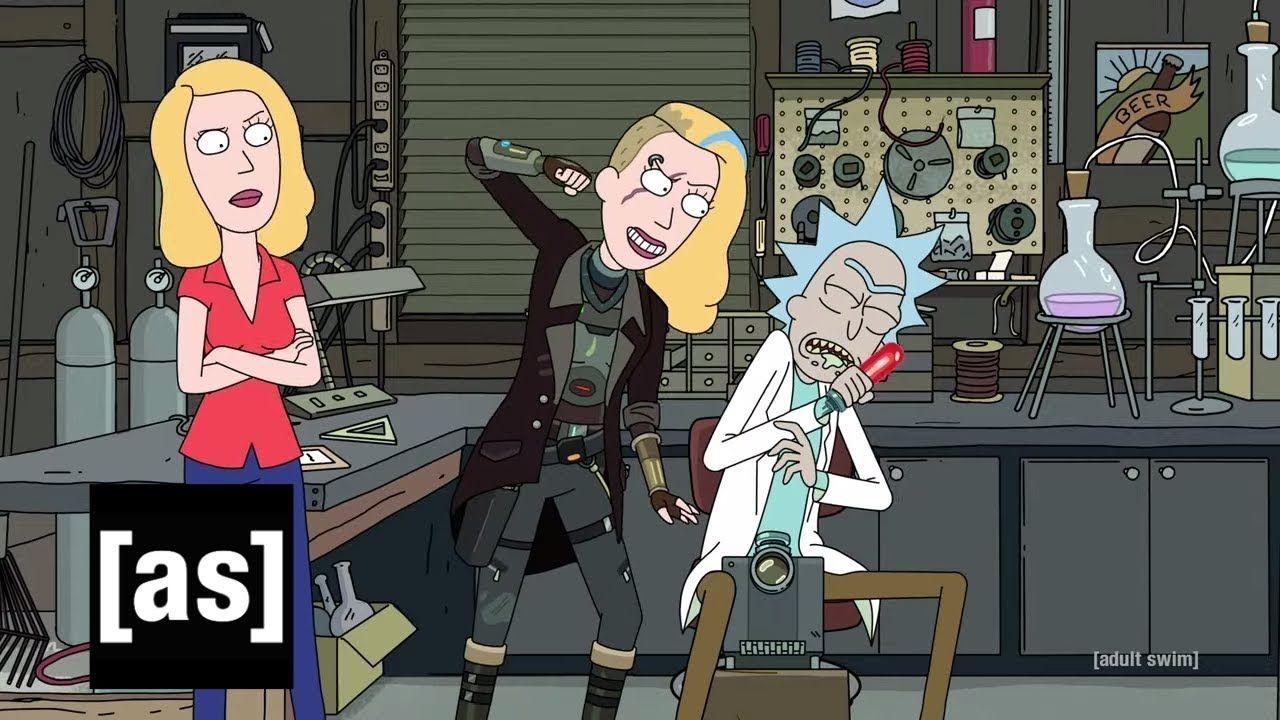 Inside The Episode Star Mort Rickturn Of The Jerri Rick And Morty A Rick And Morty Season Rick And Morty Morty