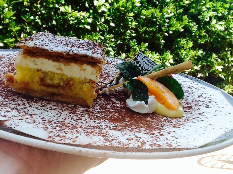 Avete finito di pranzare? ...al dolce ci abbiamo pensato noi con la nostra ricetta del Mercoledì: il diplomatico! #hotelmarinetta #dolce #dessert #toscana