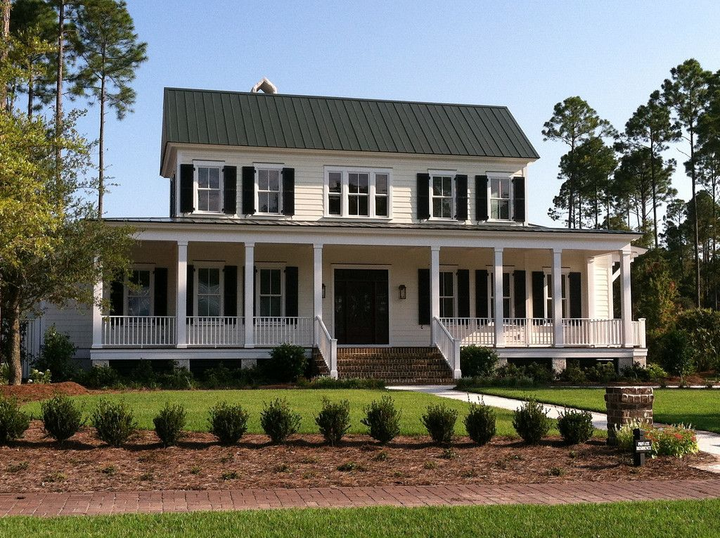 The Palmetto Allison Ramsey Architects House Plans In
