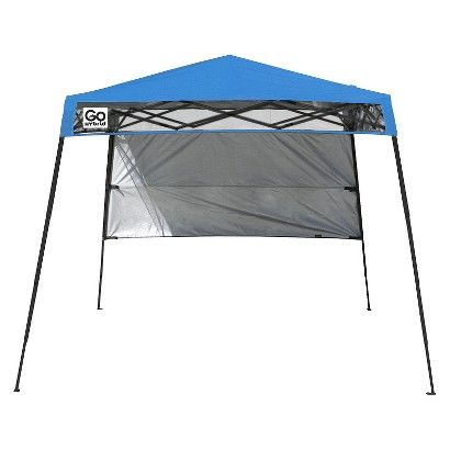 Quik Shade GO Hybrid Compact Backpack Canopy - Blue * #QuikShade  sc 1 st  Pinterest & Quik Shade GO Hybrid Compact Backpack Canopy - Blue | Canopy ...