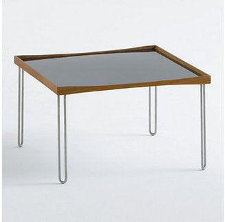 Tray Table with Reversible Tabletop Design Within Reach