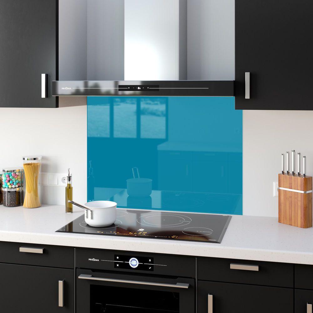 Live Turquoise Cyan Toughened Glass Kitchen Splashback Panels Any Size Amp Colour Kitchen Splashback Splashback Kitchen Splashback Panels