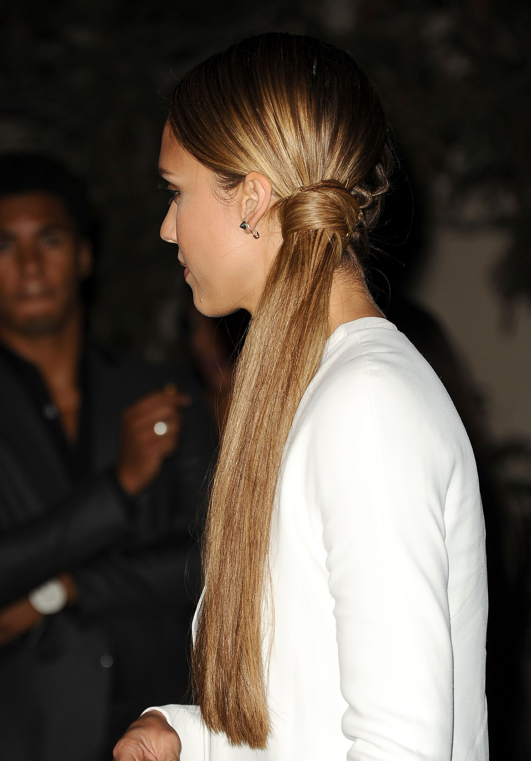 40 celebrities who managed to make the ponytail cool | major