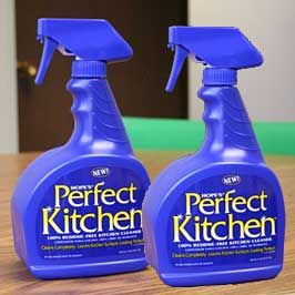 The BEST kitchen cleaner EVER!! Perfect Kitchen