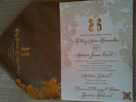 Beautiful Invitation Suite!!!