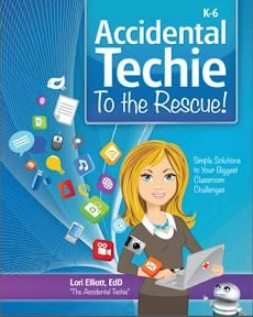 Teacher blog about how she uses tech in her class. Great for our project based learning....