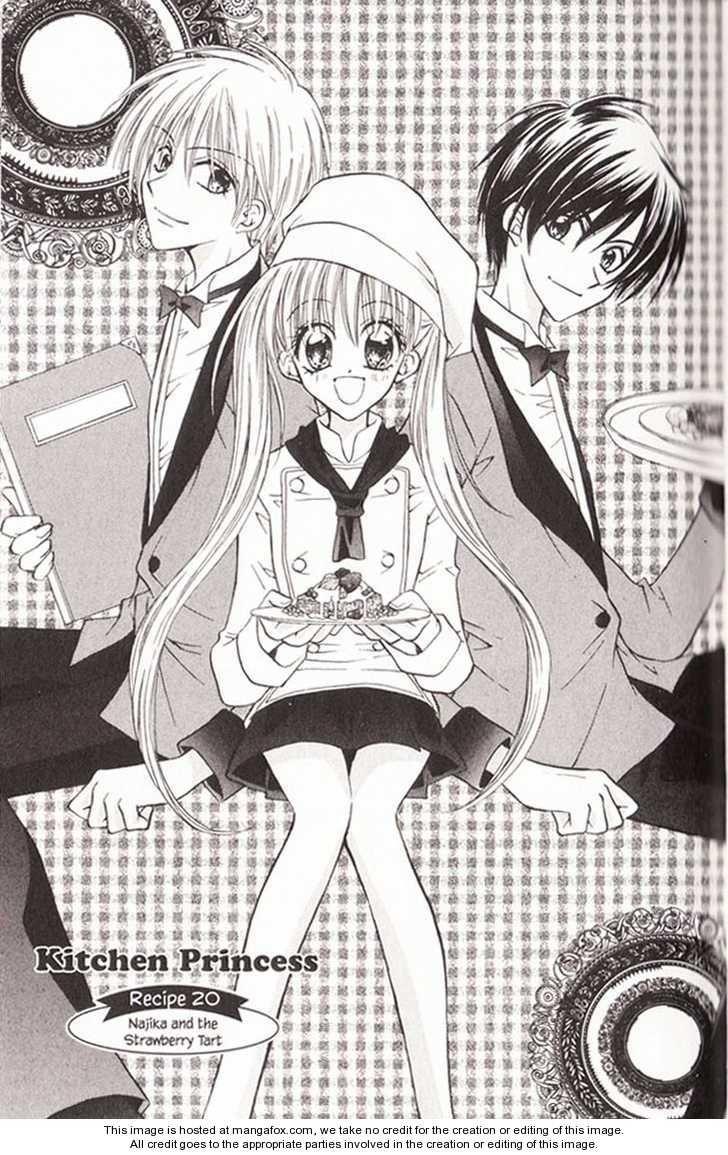 Kitchen Princess My All Time Favorite Manga Kawaii Anime