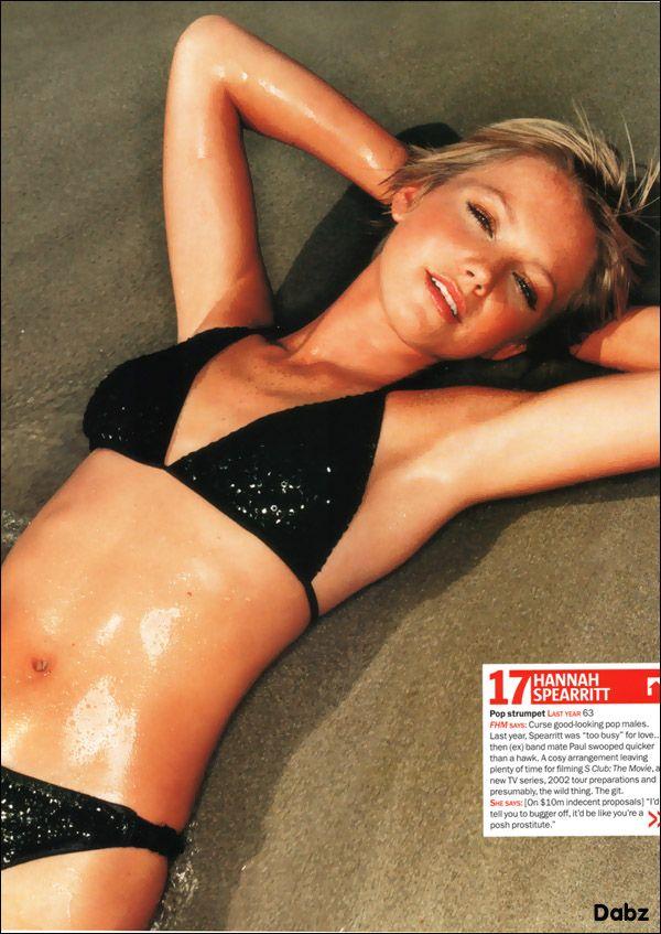 Hannah Spearritt ♫ | Celebrities female, Female singers ...