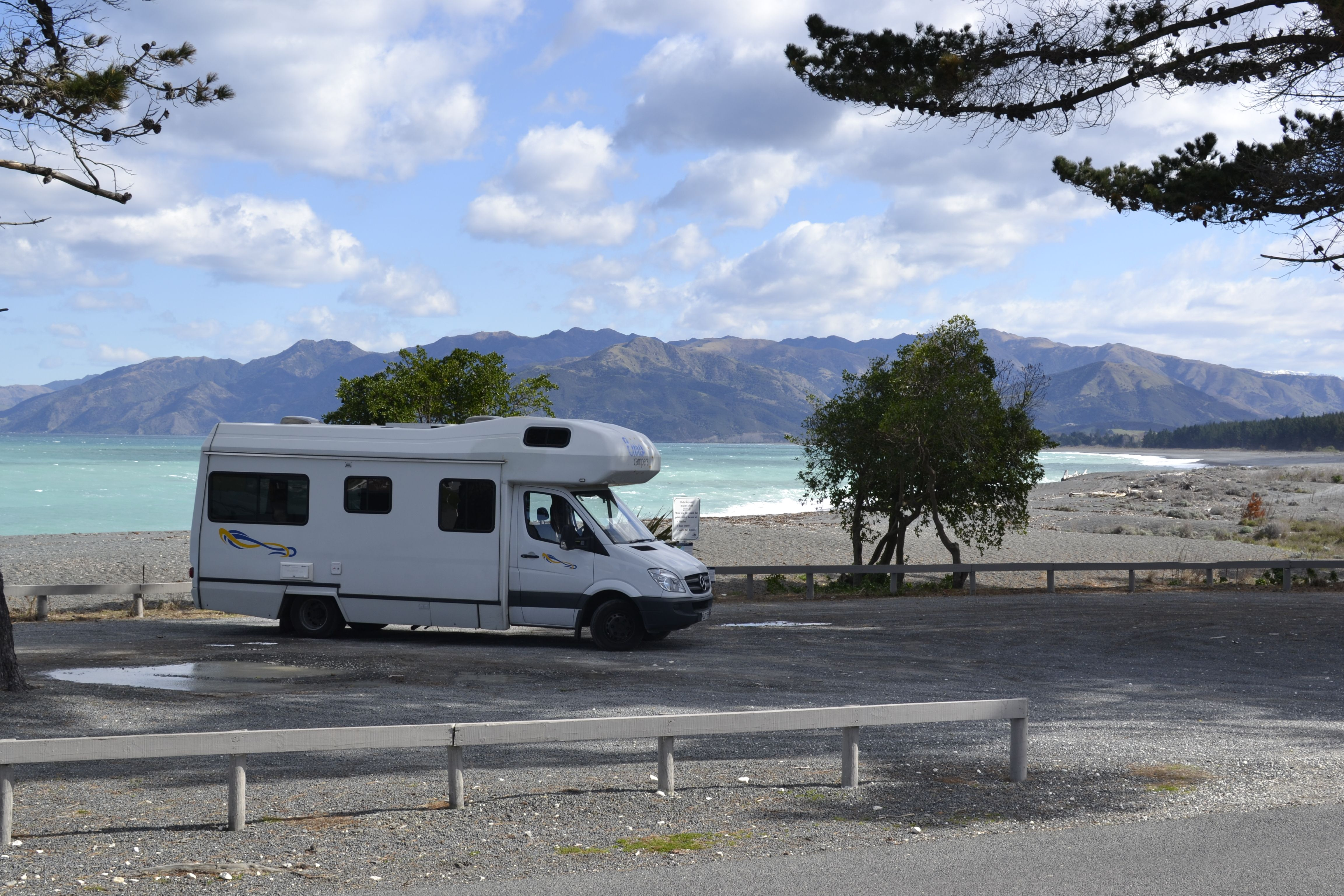 Don't schedule your travels too tightly. New Zealand is